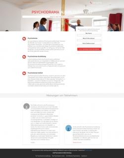 Ausbildung Psychodrama Webdesign