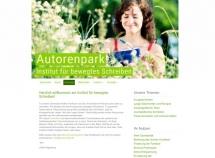 Autorenpark Webdesign