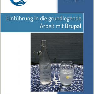 Cover Einführung in die grundlegende Arbeit mit Drupal Rev. 2