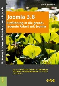 Einführung in die grundlegende Arbeit mit Joomla 3.8