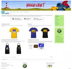 Meershirt Onlineshop