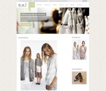 Oui Store Elmshorn Webdesign