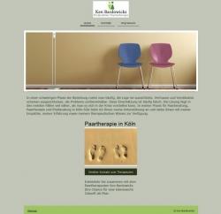 Paar Therapie Köln Webdesign