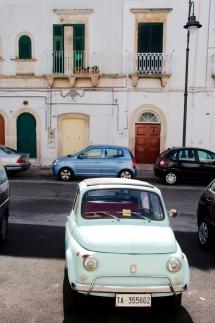Fiat 500 - Fotografie