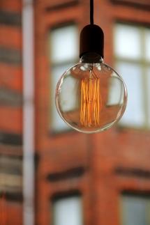 Glühlampe - Fotografie