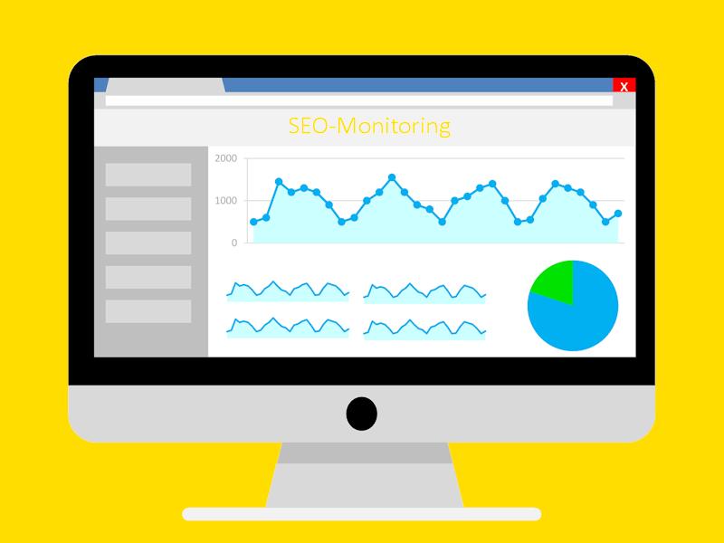 Suchmaschinenoptimierung - Monitoring