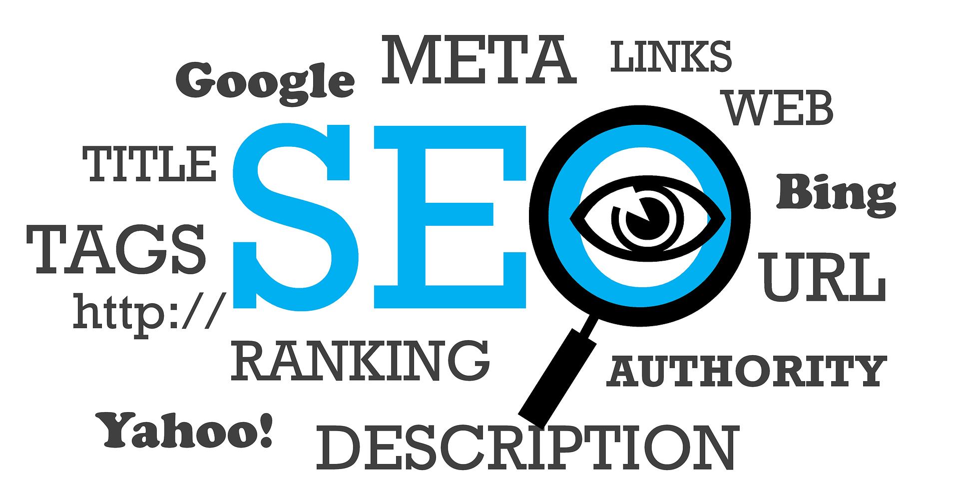 SEO Suchmaschinenoptimiernung Webdesign