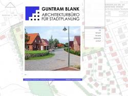 Architekturbüro Guntram Blank Webdesign