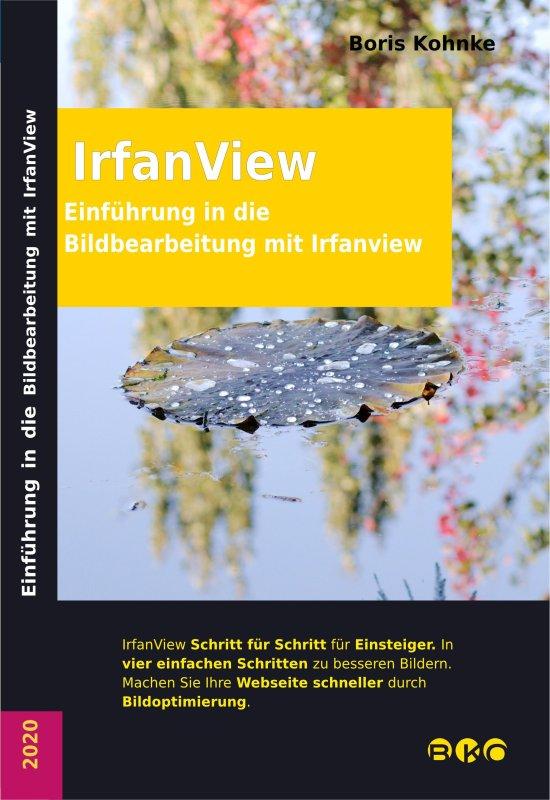 Irfanview Bildbearbeitung