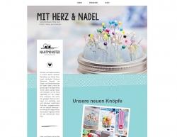 Nahtmonster Webdesign