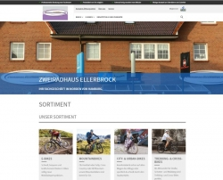 zweiradhaus ellerbrock Webhosting Fotos