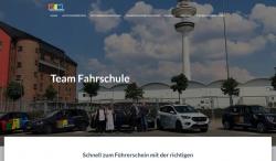 Team-Fahrschule-Hamburg Webdesign
